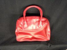 Avon-signature-collection-Dark-Red-bag-purse
