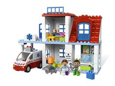 Doctor's Clinic  | LEGO Shop