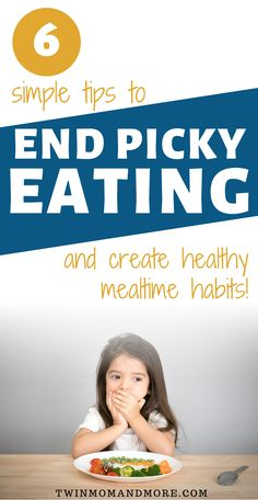 6 Tips to End Picky Eating How to respond to your picky eater to help them establish a healthy relationship with food. Most toddlers go through a picky eating phase and here are tips to get them to try new foods and what to do when they refuse. Toddler School, Toddler Meals, Toddler Activities, Toddler Food, Parenting Fail, Gentle Parenting, Baby Feeding Schedule, Toddler Discipline, Baby Led Weaning