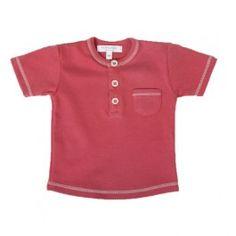 Camiseta bebé algodón orgánico de la marca Kiraw.
