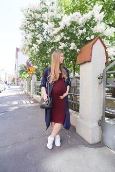 Pregnancy outfit, week 35 @monasdailystyle    http://www.monasdailystyle.com/2017/06/17/kesainen-asu-raskauskuulumisia/