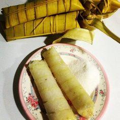 Suman. Filipino Food. Filipino Recipe. #Foods #Philippines