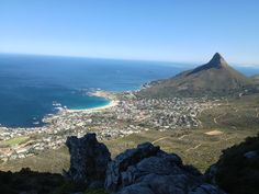 Table Mountain National Park in iKapa, Western Cape