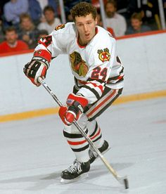 my favorite Blackhawk of all time Chicago Blackhawks Players, Blackhawks Hockey, Hockey Players, Team Player, Ice Hockey Teams, Hockey Games, Hockey Stuff, Maurice Richard, National Hockey League