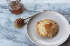 Sardinian Honey and Cheese Pastries (Seadas) on Food52: http://food52.com/blog/9779-sardinian-honey-and-cheese-pastries-seadas #Food52