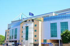 Chelsea Football Club -- Stamford Bridge <3