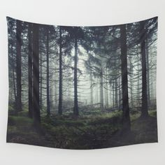 Buy Through The Trees Wall Tapestry by Tordis Kayma. Worldwide shipping available at Society6.com. Just one of millions of high quality products available.