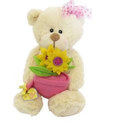 """""""Feel Better"""" Teddy Bear"""