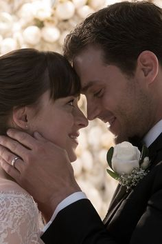 Jamie Dornan And Dakota Johnson Fifty Shades Freed 2018