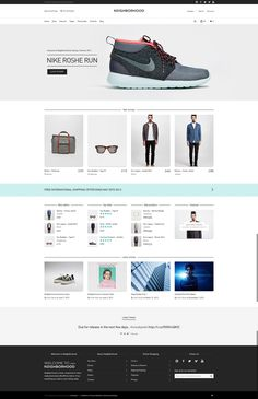 Neighborhood - Responsive Multi-Purpose Shop Theme #featured#