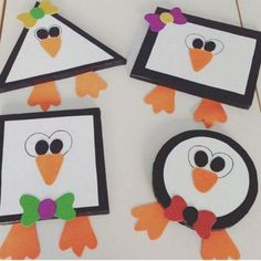 Great Penguin Craft Preschool Designs - Savvy Ways About Things Can Teach UsGranted, the majority of the crafts I found are fun and quick paper cup crafts that are suitable for younger children. Kids Crafts, Snow Crafts, Preschool Arts And Crafts, Kindergarten Crafts, Daycare Crafts, Winter Crafts For Kids, Toddler Crafts, Preschool Activities, Art For Kids