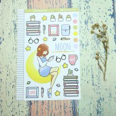 Cute Planner Girl Sticker for  for Erin Condren | Mambi Happy Planner | Blitsy | Carpe Diem | Foxyfix | Filofax | TN | Travelers Notedbook | Mini Happy Planner| Moon Reader Planner Sticker Trending On Pinterest, Craft Business, Erin Condren, Sell On Etsy, Carpe Diem, Filofax, Planner Stickers, Paper Dolls, Fun Crafts