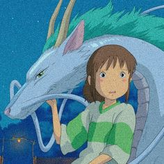 Spirited Away Wallpaper, Journal Aesthetic, Studio Ghibli, Aesthetic Pictures, Dinosaur Stuffed Animal, Animation, Cartoon, Anime, Aesthetics