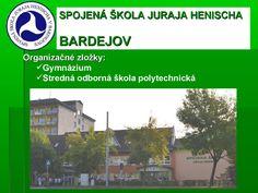 Prezentacia ssjh 2015 os fitness  Spojená škola Juraja Henischa, Slovenská 5, Bardejov