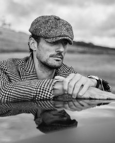 David Gandy, Mode Masculine, Man Photography, Book Boyfriends, Photo Black, Tom Hardy, Perfect Man, Gorgeous Men, Beautiful