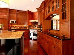 Excellent Custom Cabinets: Danner's Cabinet Shop is a family owned and operated custom wood cabinet manufacturer that has been serving the Upper Midwest for over forty years. Our first priority is, and always has been, the customer.