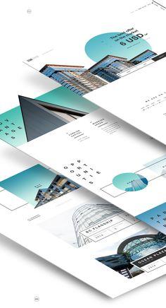 StarCentre Development Group — Website Design on Behance