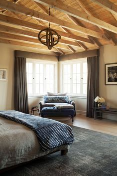 greige design blog: Michael C Hall's LA home..