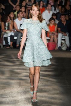 Fashion Wire Press - Christian Siriano Christian Siriano Spring Summer 2015 New York undefined