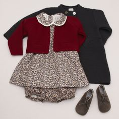 Look: Baby Girl - Ditsy Daisy - SHOP BY LOOK - BABY - online boutique shop for casual and formalwear
