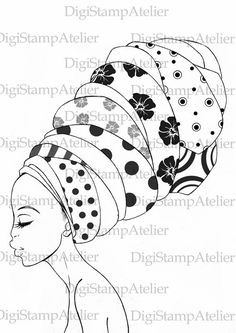 This Digi Stamp comes in JPEG. Its created large enough to be printed in A4 size. (8 x 10 inchs aprox). The watermark will not appear on the