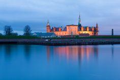 Kronborg Slot - Heisingør, Denmark
