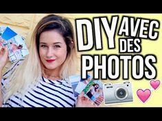 DIY À FAIRE AVEC DES PHOTOS | Emma Verde - YouTube Juste Zoe, Emma Verde, Blonde Hair, Diy, Photos, Youtubers, Roast, Challenge, Inspiration