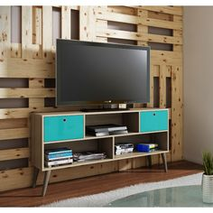 FREE SHIPPING! Shop Wayfair for Manhattan Comfort Accentuations TV Stand - Great Deals on all Furniture products with the best selection to choose from!