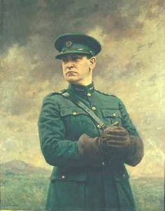 Michael Collins Irish Republican Army Commander in Chief Irish Republican Brotherhood, Irish Republican Army, Michael Collins, Bobby Sands, Irish Independence, The Ira, Old Irish, Cork City, Old Family Photos