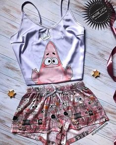 Looks Great 🔥🔥 Cute Lazy Outfits, Teenage Outfits, Teen Fashion Outfits, Outfits For Teens, Stylish Outfits, Girl Outfits, Fashion Clothes, Cute Pajama Sets, Cute Pjs