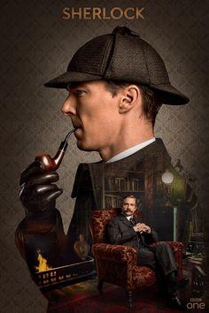 Yeppudaa - Tekil Mesaj gösterimi - Sherlock / 1-4.Sezon / MP4 / TR Altyazılı