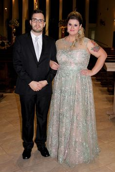 vestido de festa plus size 3 - grandes mulheres
