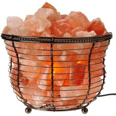 Himalayan Salt Lamp Benefits