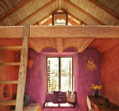 Strawbale design houses using raw materials found locally. Lots of different designs and ideas