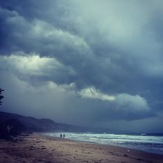 Crazy weather today ... Stinking hot one minute .... To this the next .... #weather #change #apollobay by suehx http://ift.tt/1LQi8GE