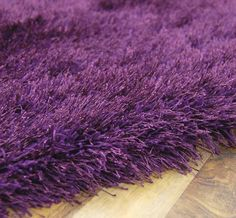 Premia Shaggy - Purple Rugs   Modern Rugs Purple Rugs, Shaggy, Modern Rugs, Rugs In Living Room, Shag Rug, Traditional, Design, Home Decor, Style