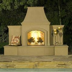 Outdoor Fireplace vs. Fire Pit