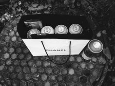 chanel, spray cans, mtn Spray Can, Chanel, Canning, Home Canning, Conservation