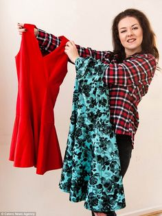 Laura Rose, 21, from Dartford, can afford to splash out on three holidays a year thanks to her earning £30,000 from selling clothes on eBay.The third-year student, who is studying business management at the University of East Anglia, started flogging her old clothes when she was still in sixth form and became 'addicted' to selling