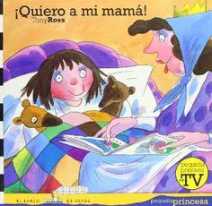 """Yoni Ross. """"¡Quiero a mi mamá!"""". Editorial SM (2 a 6 años)"""
