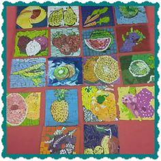 Classroom Projects, Art Classroom, Future Classroom, School Projects, Middle School Art, Art School, Ufo, 8th Grade Art, Fourth Grade