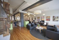 Oficio provides beautifully designed coworking spaces, private offices,  meeting…
