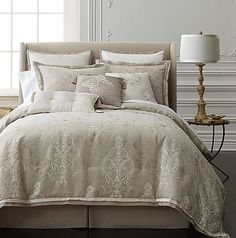Royal Velvet® Serene Comforter Set & More - jcpenney