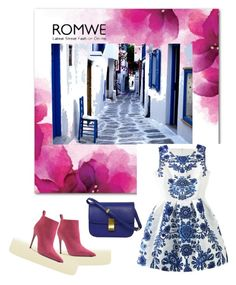 Designer Clothes, Shoes & Bags for Women Romwe, Shoe Bag, Polyvore, Stuff To Buy, Accessories, Shopping, Collection, Shoes, Dresses