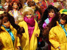 1980s Barbie