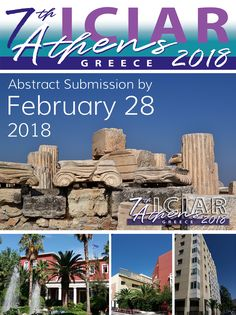 7th International Congress  on Interpersonal Acceptance & Rejection, Panteion University, Athens. Guidelines for Abstract Submission: http://isipar2018athens.panteion.gr/index.php/submission-registration/submission