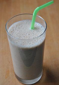 Quick & Easy Banana Oatmeal Smoothie Recipe
