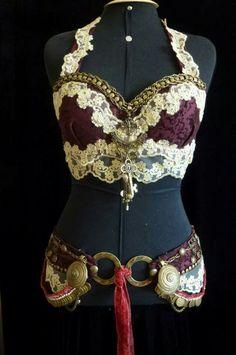 Vintage line - Costumes Imani Ateliê