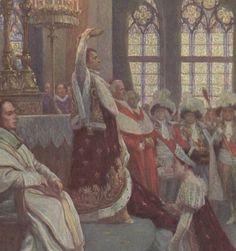 Le sacre de Napoléon Empereur (2 décembre 1804)