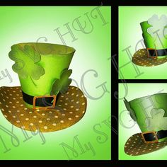 Great St Patrick's day hat in the shop https://www.etsy.com/uk/listing/272656940/st-patricks-day-hat-3d-digital-download?ref=listings_manager_grid
